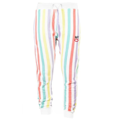 Sex Skateboards Bad Resort Pants - Pastel Stripe