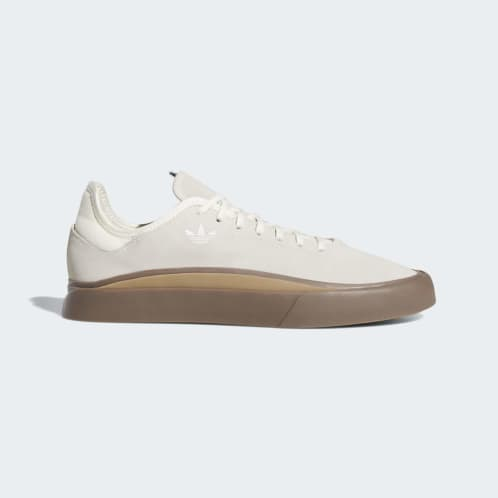 Adidas Sabalo Shoes - Off White/Gum/Gum
