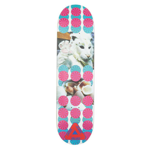 "Palace Skateboards Clarke S16 8.25"" Skateboard Deck"