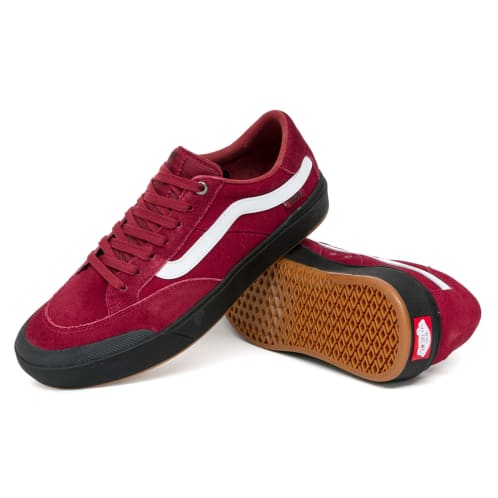 Vans Berle Pro Shoes - Rhumba Red
