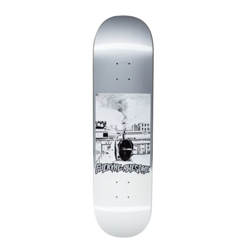 """Fucking Awesome Systems Silver Deck - 8.25"""""""