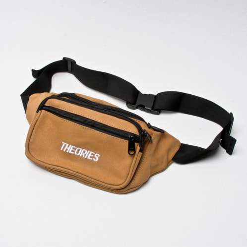 Theories Stamp Day Pack Brown