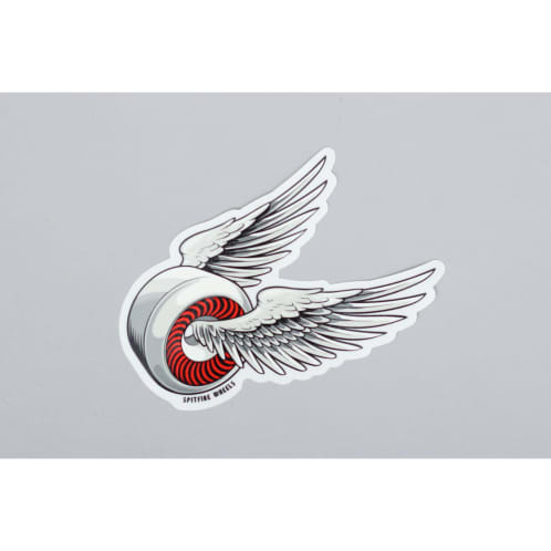Spitfire OG Classic Sticker Red