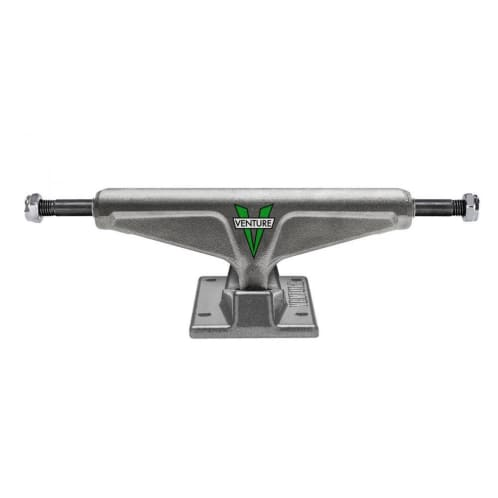 OG V Raw High Trucks Pair Green | 5.2""