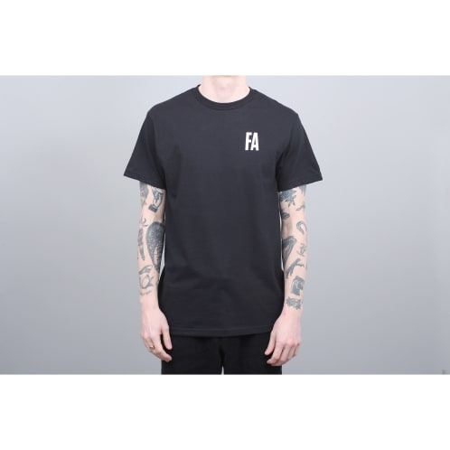 Fucking Awesome Fear T-Shirt Black