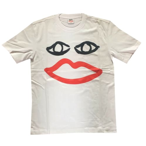 Sex Eyes T-Shirt - White