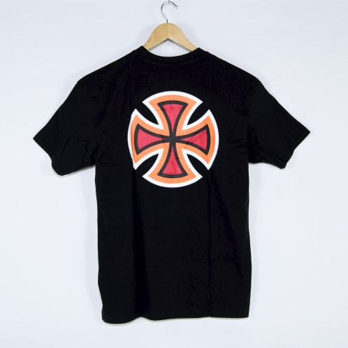Independent - Bar Cross Primary T-Shirt - Black