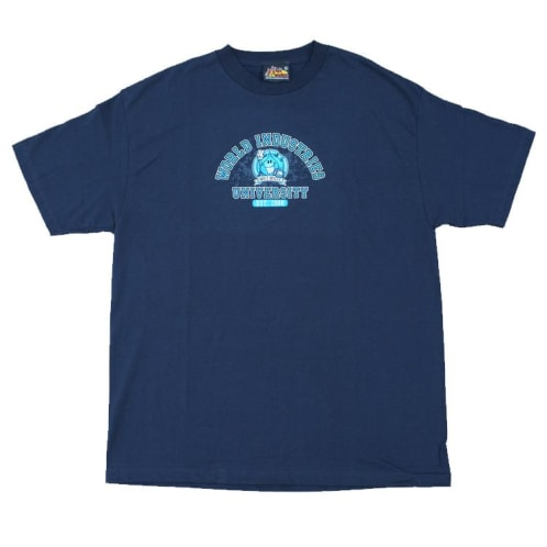 World Industries Wet Willy T-Shirt - Navy