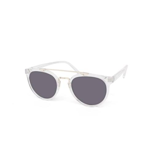 CHPO Copenhagen Sunglasses - Clear/Gold
