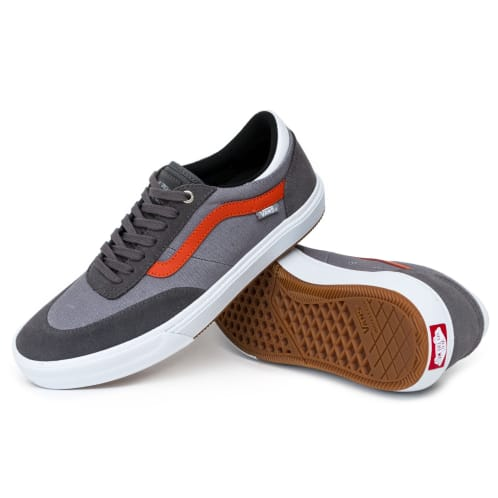 32de0e32ea81d0 Vans Gilbert Crockett 2 Pro Shoes - Pewter Frost Grey