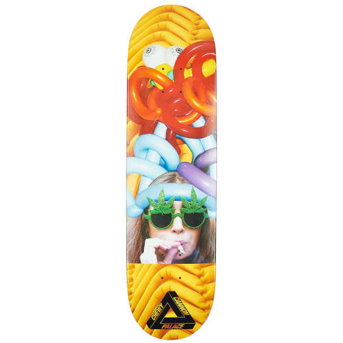 """Palace """"Chewy Pro S13"""" Skateboard deck 8.375"""""""