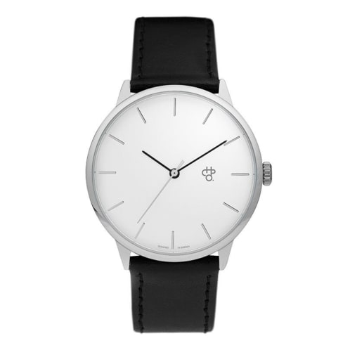 CHPO Khorshid Watch - Silver/Black