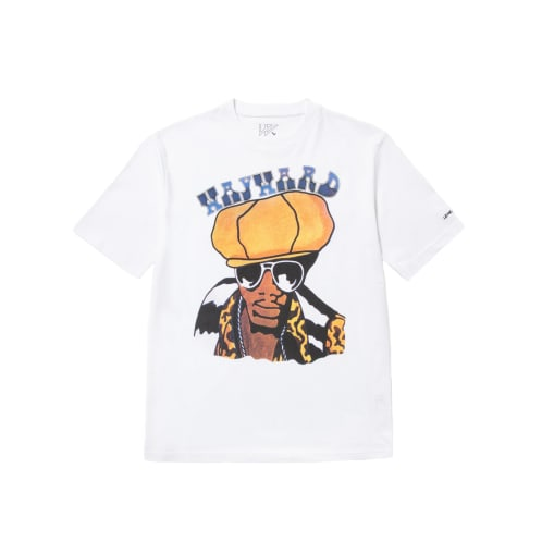 JIMMY T-SHIRT WHITE