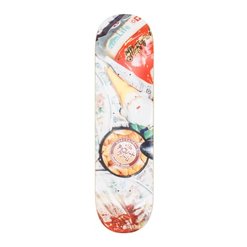 Numbers Edition 6 Series 2 Eric Koston Deck - 8.25""