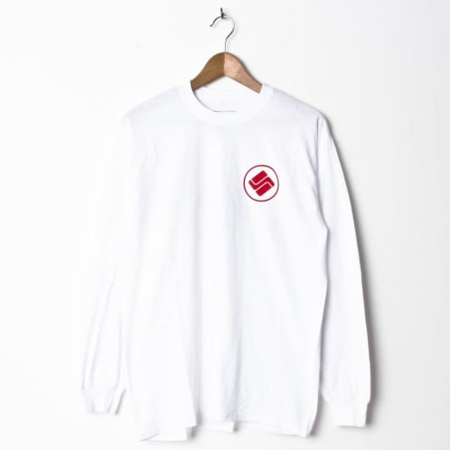 Science Skateboards Stripe Logo Longsleeve
