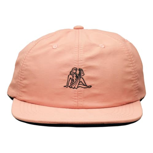 North Zodiac Logo Cap - Light Pink
