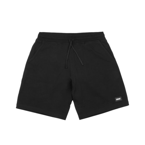 Dime French Terry Shorts Black