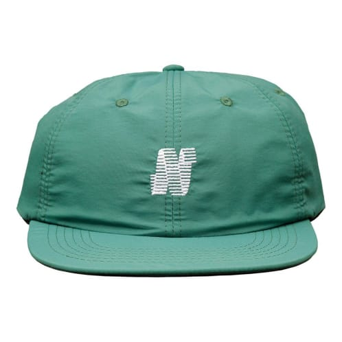North N Logo Cap - Teal