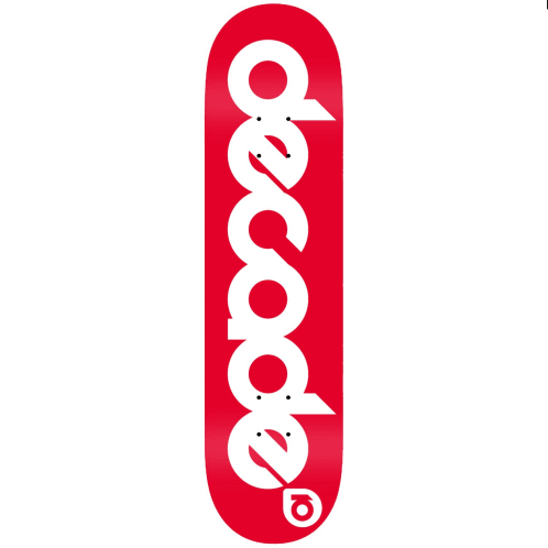 Decade Deck Red