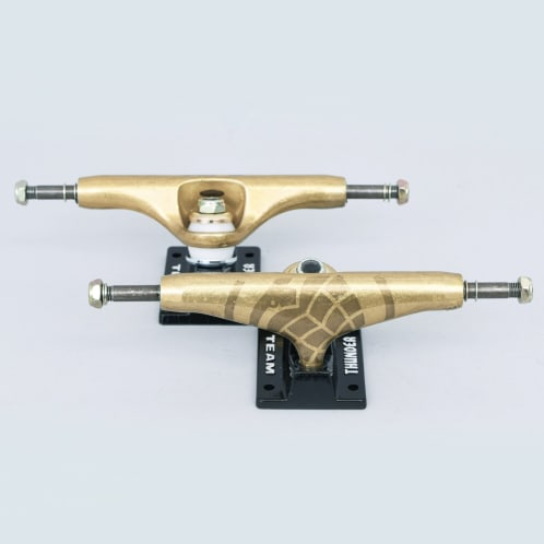 Thunder 148 24K Sonora Trucks Gold / Gloss Black (Pair)
