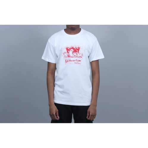 WITH Fried Pigeon T-Shirt White