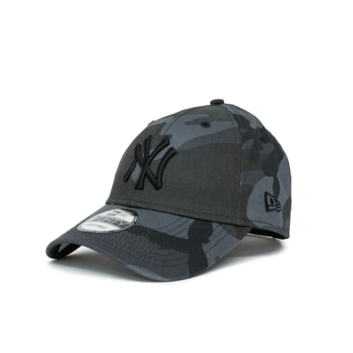 New Era League Essential New York Yankees 9FORTY Cap - Midnight Camo