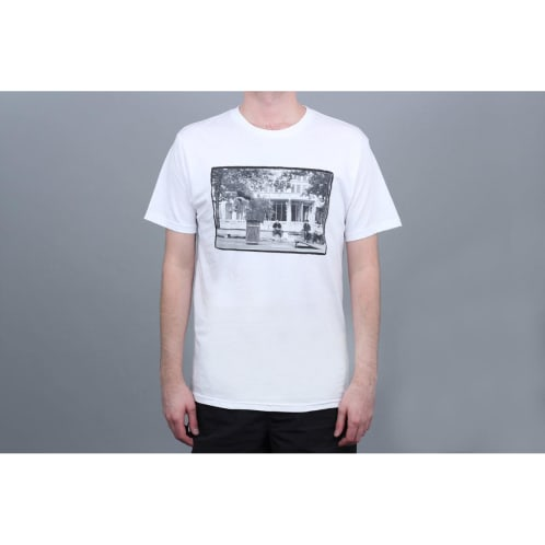 DC X Slam City Skates JK1 OG Photo T-Shirt White