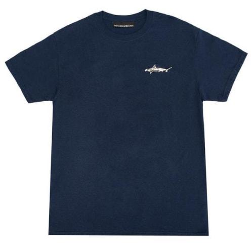 Call Me 917 Sharky T-Shirt Navy