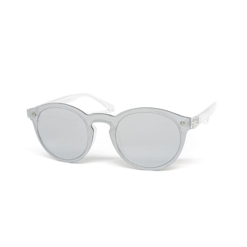 CHPO McFly Sunglasses - Silver Grey