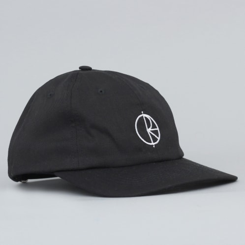 Polar Stroke Logo Cap Black / White