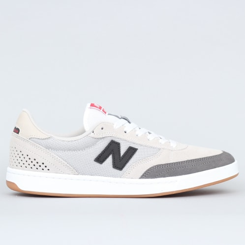 New Balance Numeric 440 Light Grey / Grey