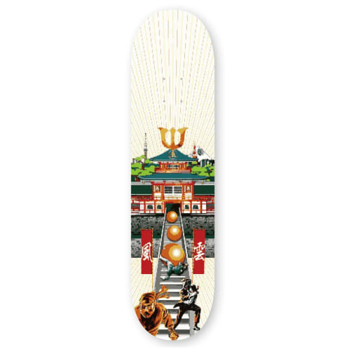 Evisen Takeshi's Castle Deck - All Sizes