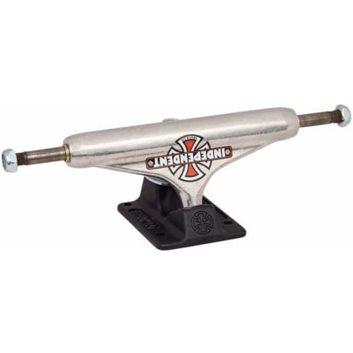 Independent Trucks 159 Forged Hollow - Vintage Cross - Stage 11 - Silver Black Standard (Pair)