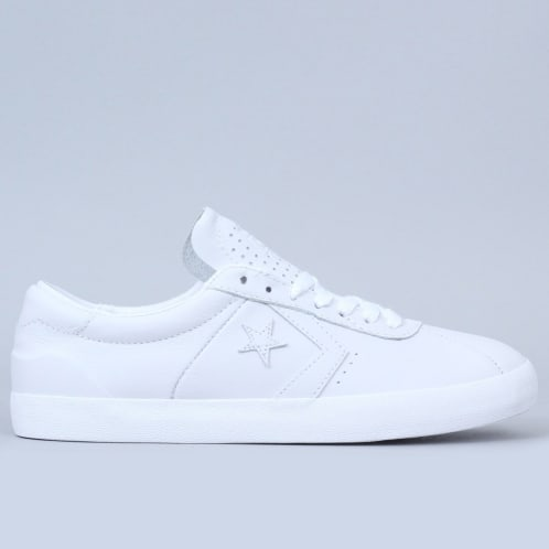 Converse Breakpoint Pro OX Shoes White / White / White
