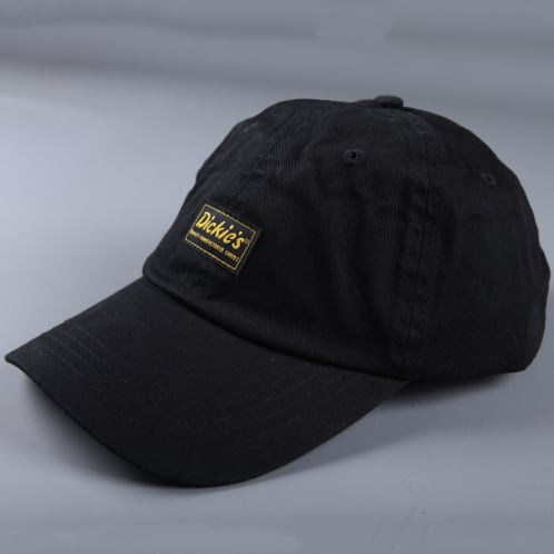 Dickies 'Aspinwall' Dad Hat (Black)