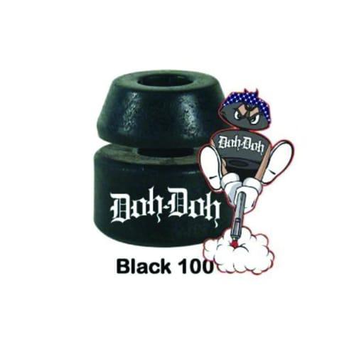 Shortys Doh Doh 100A Black Bushings