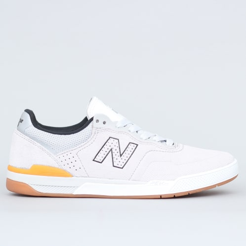 New Balance Numeric 913 Light Grey / Dark Grey