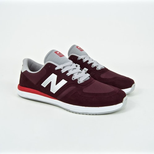 New Balance Numeric - 420 Shoes - Burgundy / Red