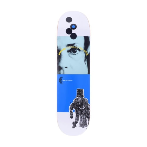Jazz Two Blue Deck | 8.375""