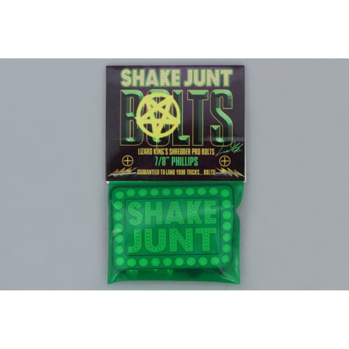 Shake Junt 7/8 Lizard King Pro Phillips Bolts
