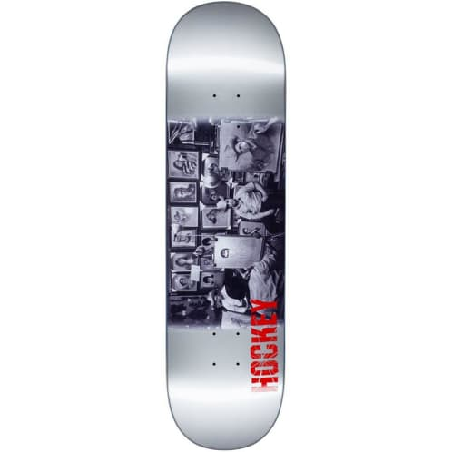 Hockey Andrew Allen 'Portrait' Deck - 8.25""