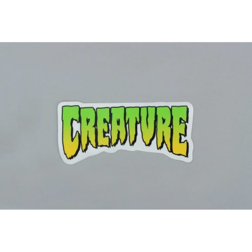 Creature Logo Sticker