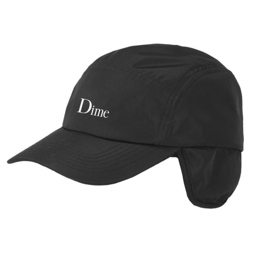 Dime Hunter Cap Black