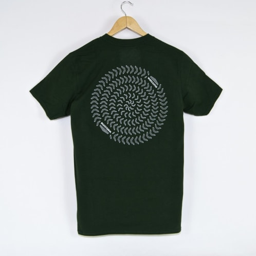 Welcome Skate Store - Arch T-Shirt - Forest Green