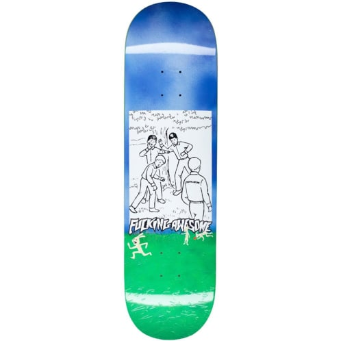 """Fucking Awesome Recess Deck 8.5"""""""