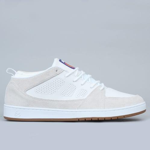 eS SLB Mid Shoes White