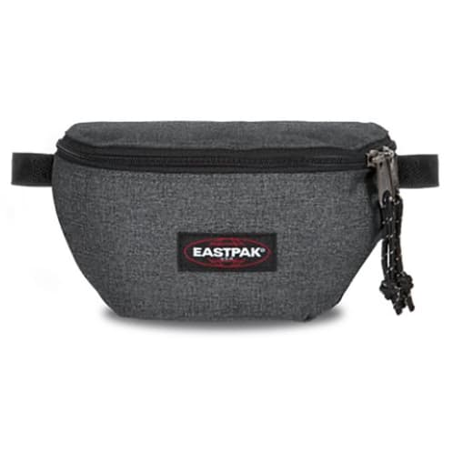 Eastpak Springer - Black Denim Hip Bag