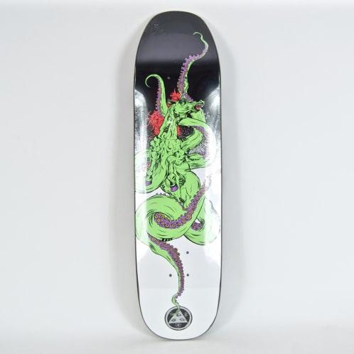 "Welcome Skateboards - 8.25"" Seahorse 2 On Son Of Moontrimmer Slick Deck"