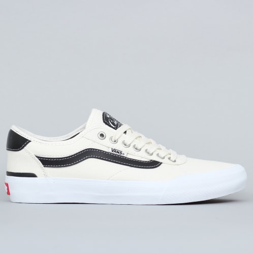 Vans Chima Pro 2 Shoes (Covert) Marshmallow / Black