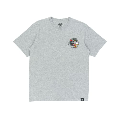 Dickies Johnsburg T-Shirt - Grey Melange